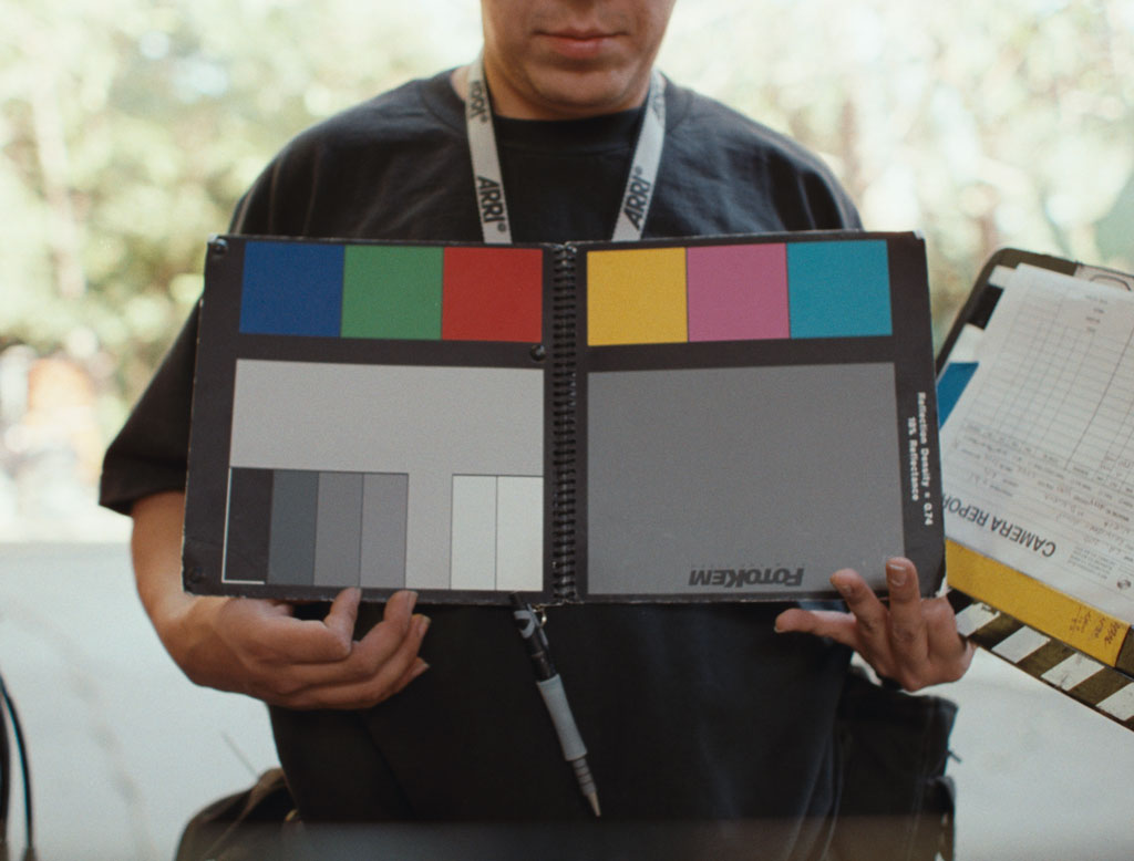 Color Chart Scan